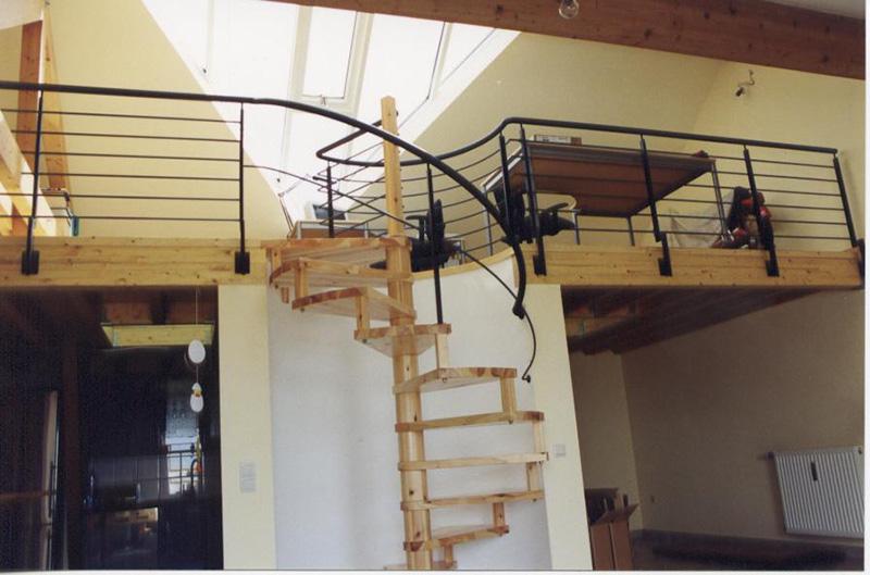 Ateliers Thines Baustert - Escaliers structure métallique (Asselborn ...