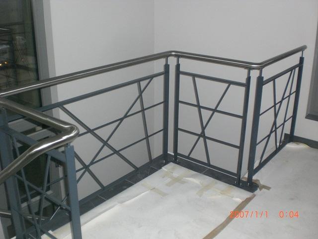 Ateliers Thines Baustert Metallgelander Asselborn Luxembourg