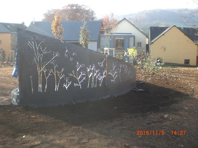Célèbre Ateliers Thines Baustert - Décoration de jardin (Asselborn  AE92